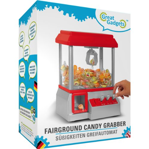 Candy Grabber, rot