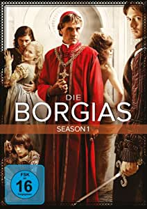 Die Borgias - Season 1 [3 DVDs]
