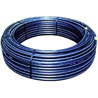 07327004  50 m Ro. PE-HD Rohr silber (sb.) 25x2,3 (PN12,5)