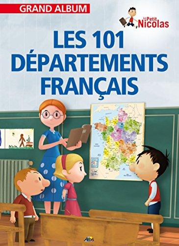Les 101 départements français par From Aedis