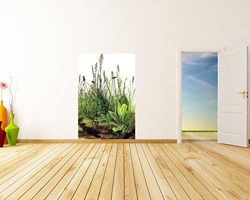 Bilderdepot24 Vlies Fototapete Albrecht Dürer - Alte Meister - Das große Rasenstück - 120x180 cm - mit Kleister - Poster - Foto auf Tapete - Wandbild - Wandtapete - Vliestapete