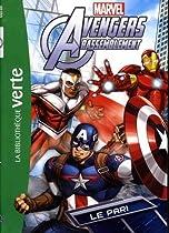 Avengers Rassemblement, Tome 9 : Le pari