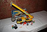 Playmobil 3527 - Mobil Kran - aus dem Jahr 1982