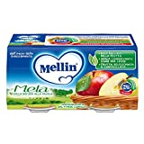 Mellin Omogeneizzato Mela - 24 Vasetti da 100 gr
