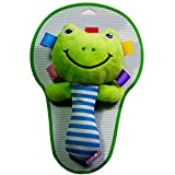 LERDBT Early Development & Activity Toys For Baby Kids Children Boy Girl Early Education Dynamic Rhythm Stick Hand Mucial Rattle For Kids Infant Toddlers (Color : E, Size : Picture size)