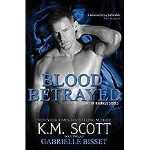 Blood Betrayed (Sons of Navarus #2): Volume 2 by K.M. Scott (2015-05-05)