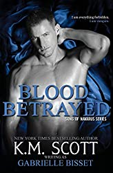 Blood Betrayed (Sons of Navarus #2): Volume 2 by K.M. Scott (2015-05-05)