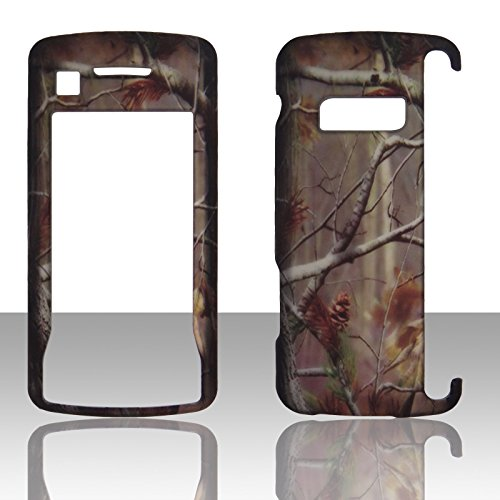 2D Camo Baum LG enV Touch VX-11000Verizon Fall Hard Handy Cover Schutzhülle zum Aufstecken Blenden (Handys Lg Wireless Verizon)