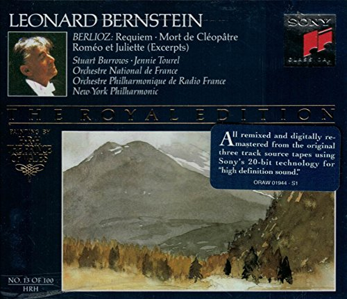 Berlioz: Requiem Op. 5, Mort de Cléopatre, Roméo et Juliette (extraits)