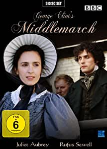 George Eliot's Middlemarch (1994) - (3 Disc Set)