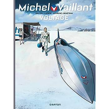 Michel Vaillant - Nouvelle Saison - tome 2 - Voltage