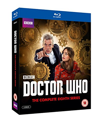 Complete Series 8 [Blu-ray]