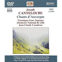 Chants d Auvergne [Import allemand]