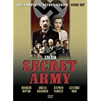 Secret Army: Complete BBC Series 2