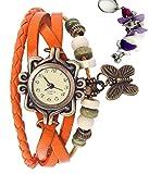 RTimes Vintage Butterfly Bracelet Wrist ...