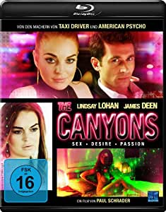 The Canyons - Sex - Desire - Passion (Blu-ray)