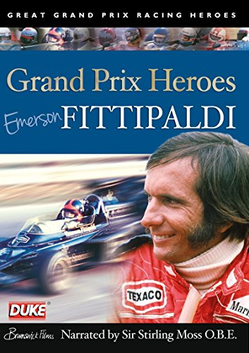 Emerson Fittipaldi Grand Prix Heroes