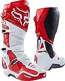 Fox Motocross-Stiefel Instinct Rot Gr. 48