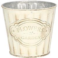 Blumentopf Blumenvase Blumenkübel Pflanzkübel Vintage Antik Deko Stuhl 40CM
