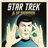 Star Trek 50th Anniversary Special Edition Official 2017 Calendar - Square 305x305mm Wall Calendar 2017