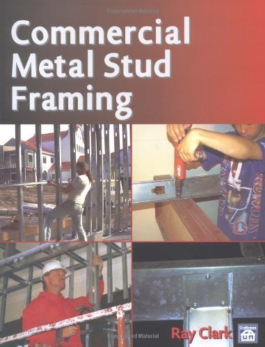 commercial-metal-stud-framing-by-ray-clark-published-by-craftsman-book-co-1999