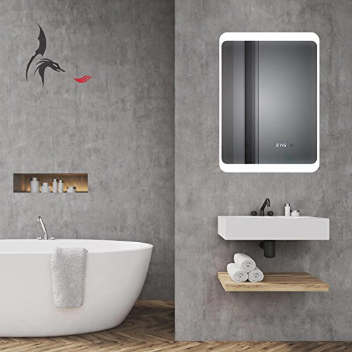 Badspiegel Mit Beleuchtung Und Uhr Vergleich Und Kaufberatung