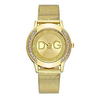 Lolamber-Armbanduhr-fr-Damen-Herren-Slim-Uhr-Armband-Frauen-Silikonband-Geschfts-Klassisch-Analog-Quarz-Dnn-Armbanduhr-mdchen-Luxus-Elegant-Silber-Uhr-mit-Wei-Zifferblat