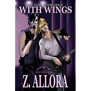 With Wings (The Dark Angels Book 1) (English Edition)