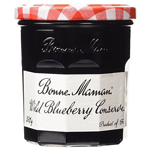 Bonne Maman Wild Blueberry Conserve, 370g