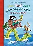 3-5-8 Minutengeschichten für Piraten und Ritter
