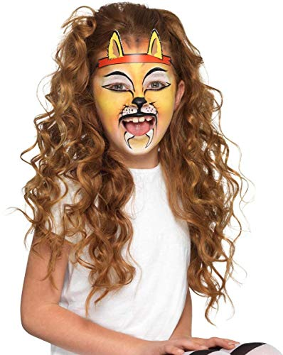 Smiffys Make-Up FX, Kids Animal Kit, Aqua Halloween (Halloween Fx Make-up-ideen)