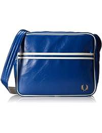Fred Perry Classic Shoulder Bag Homme Sacs Bleu