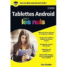 Tablettes Android édition Android 7 Nougat pour les Nuls