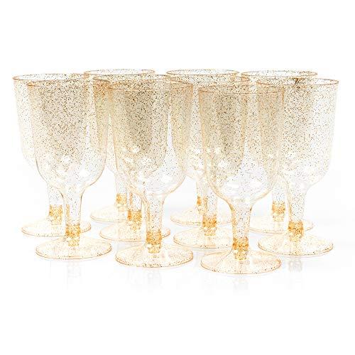 Hermosamente hechas y presentadas, nuestras copas de vino son elegantes y con estilo, generando una apariencia sofisticada y refinada. Perfectas para cualquier ocasión, estas copas largas agregarán ese toque final a tu mesa, ¡Impresionando a los hués...