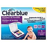 Clearblue Monitor di Fertilità Avanzato 1 Monitor Touchscreen