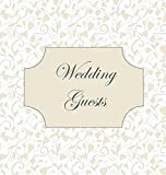 Vintage Wedding Guest Book, Love Hearts, Wedding Guest Book, Bride and Groom, Special Occasion, Love, Marriage, Comments