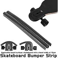 su-luoyu Skateboard Kantenschutz Longboard Kantenschutz Im Freien Sport Skateboard Zubehör - Guards - der Perfekte Schutz für Dein Deck