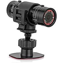 PYRUS Full HD 1080p Mini Sport Chambre- Casque de vélo action caméra vidéo DVR vidéo AVI caméra- Soutien 32Go Carte TF