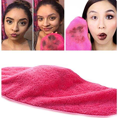 gaddrt Microfiber Tuch-Auflagen-Remover-Tuch-Gesichts-Reinigungs-Make-up