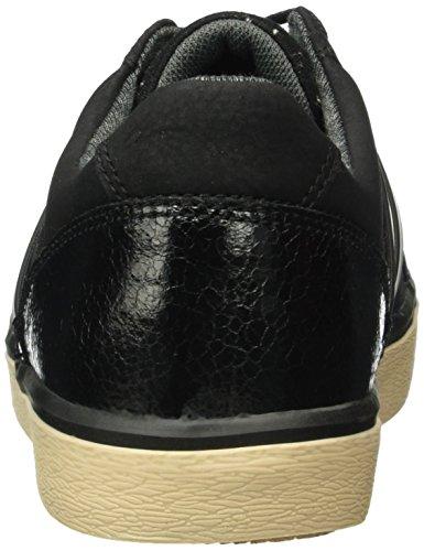 Esprit Sonet, Baskets Basses Femme Noir (001 Black)