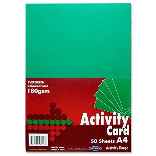 carte-dactivite-a4-160-g-m-lot-de-50sheets-evergreen