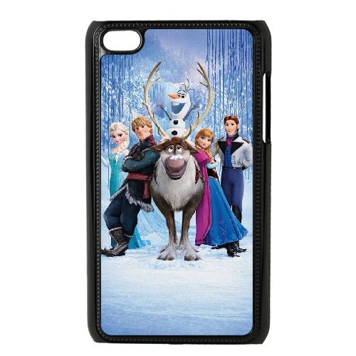 Frozen For Ipod Touch 4 [Pattern-1] ()