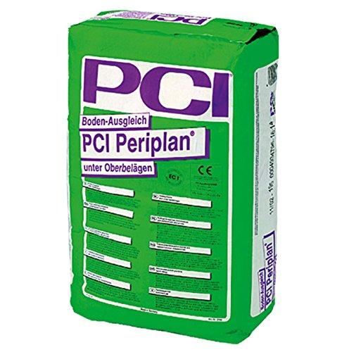 PCI PERIPLAN FEIN 15, Nivelliermasse von 0,5 - 15mm, 25 kg