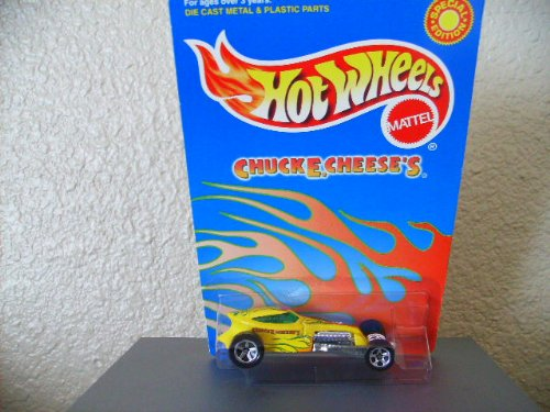 hot-wheels-sweet-16-ii-2000-chuck-e-cheese-exclusive-yellow-w-5sps-by-hot-wheels
