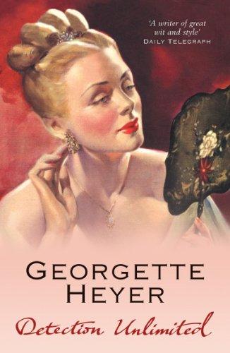 Detection Unlimited Georgette-set