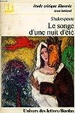 Le Songe d'une nuit d'été - A midsummer night's dream - Bordas - 09/04/1991