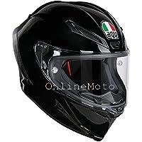 AGV casque de moto noir Corsa-R
