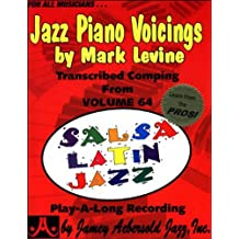 AEBERSOLD 64 Jazz Piano Voicings