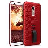 kwmobile Xiaomi Redmi 5 Plus/Redmi Note 5 (China) Hülle - mit integriertem Fingerhalter - Handy Cover Case für Xiaomi Redmi 5 Plus/Redmi Note 5 (China)