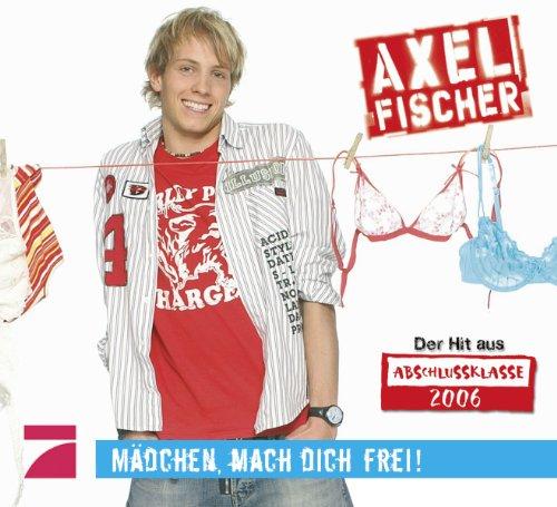Image of Mädchen, mach dich frei (Maxi-CD)